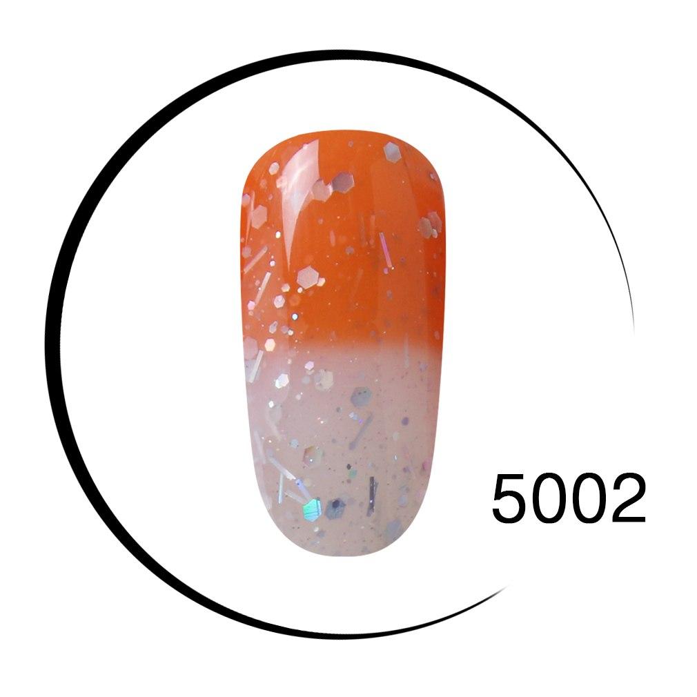 Elite99 Tränken Weg Von 100 Farben UV Gel Lack Temperatur Ändern Farbe Gel Lack Thermo Semi Permanent Glück UV Gel Nagel polnisch